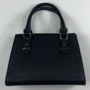Call it Spring Structured Bag Small Black Purse